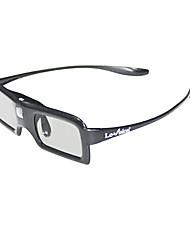 le-visão do obturador ativo óculos 3D para projetor DLP