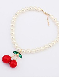 Women's Fashion New Han Edition Pearl Joker Necklace