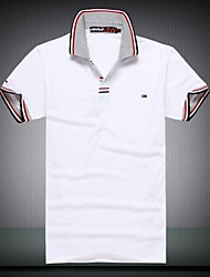 Men's Short Sleeve T-Shirt Polo Shirts