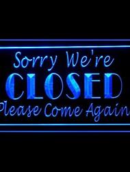 К сожалению мы закрыты Реклама светодиодные Вход