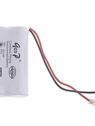"2.4V ""1200mAh"" Rechargeable Cordless Phone Replacement Battery Pack"