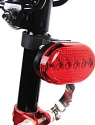YELVQI 5LED Red Cycling Tail Light