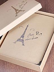 vertical album de pâte de bricolage boîte à craquer avec des accessoires