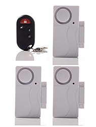 Wireless Remote Control Door Sensor Alarm