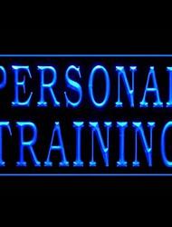 персональные тренировки реклама привело свет знак