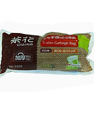 CHAHUA™ Large Point Breaking Type Large Portable Household Garbage Bag 30 Pack