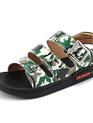 Hubby Bear®- Boy Outdoor The  Camouflage  Sandals