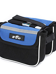 IFIRE Breathable Mesh Blue Cycling Frame Bag