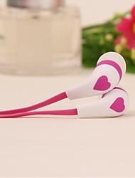 X21 In-Ear Stereo creativo Musica auricolare per iPod/iPad/iPhone/MP3/MP4