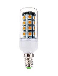 E14 5 W 36 SMD 5050 450 LM Warm White T Decorative Corn Bulbs AC 220-240 V