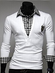 Men's Casual Fashion POLO Shirt
