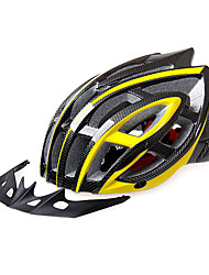 Others Unisex Mountain / Road Bike helmet 28 Vents Cycling Cycling / Mountain Cycling / Road Cycling PC / EPS Yellow / Black / Others