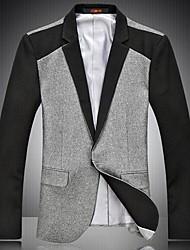 Men's Splicing Leisure Suit