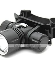 Beleuchtung Stirnlampen / Taucherleuchten LED 1000 Lumen 4.0 Modus Cree XM-L T6 18650einstellbarer Fokus / Wasserdicht / Wiederaufladbar