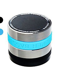 My Vision V3 Aluminium Alloy Hands-free Call Function Mini Bluetooth Speaker Support TF Card (Assorted Colors)