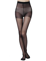 Dnyh® Women's  Sexy Comfort Core Silk Pantyhose