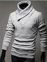 Men's Cardigan , Cotton Long Sleeve
