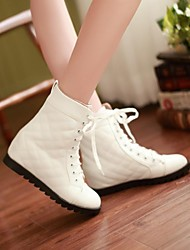 Women's Flat Heel Fashion Boots Ankle Boots Shoes (More Colors)