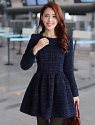 Women's Puff-Sleeved Sweet Princess Dress