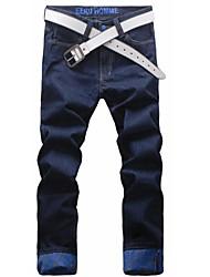 Moda Jeans rectos Taichang ™ Hombres