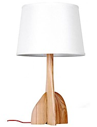 Design Style Rocket Feature L 220V LED Warm Wooden Table Lamps