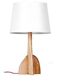 Estilo Diseño Rocket Característica L 220V LED Warm Lámparas de mesa de madera