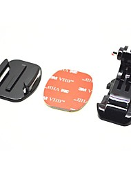J-Hook Buckle Flat Mount with 3M Sticker  for GoPro Hero3+/3/2/1