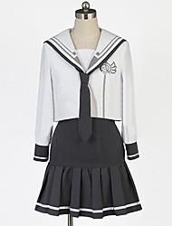 ispirato norn 9 Nanami costumi Shiranui cosplay