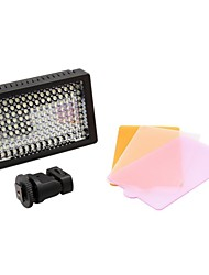 HD-160 LED Video Light Camera DV Camcorder Lighting 5400K