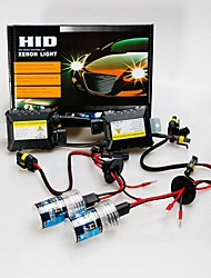 Kit 12V 35W 9006Hid de conversion de xénon 6000K