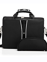 "Coolbell Commercial 15.4"" Laptop Bag Shockproof Notebook Bag One Shoulder Handbag Travel Bag"