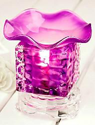 Lampe cube conception parfum de décoration de bureau
