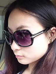 Female Models Sunglasses Fashion Sunglasses Glasses Wild(Assorted Color)