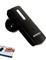 KonCen-T2 Mini V3.0 Bluetooth Handsfree Single Track Wireless Bluetooth Headset with Microphone