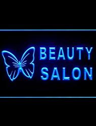 салон красоты реклама привело свет знак