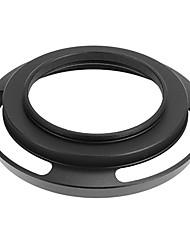 Alta calidad 40.5 Negro de la capilla de lente sin Oscuro Corner