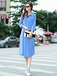 Vrouwen Sun Protection chiffon shirts Extra Plus Lange Chiffon Blouses