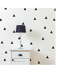 Shapes Wall Stickers Plane Wall Stickers Decorative Wall Stickers Material Washable Removable Home Decoration Wall Decal