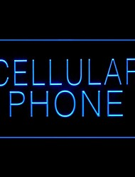 Cellular Mobile Advertising LED Light Sign