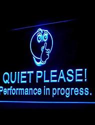 Performance Progress Advertising LED Light Sign