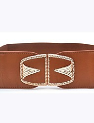 Women's Palace Vintage Stretch Elastic Belt Crony Wild Skinny Belt