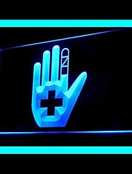 Clinical Medical Treatment Advertising LED Light Sign