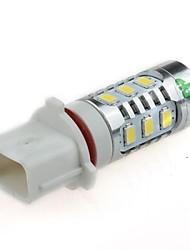 P13W 16W 12x 5630 SMD 2 x CREE XP-E LED 1500lm 6500K White Light LED Forcar Nebelscheinwerfer /-Scheinwerfer (DC12 ~ 24V)