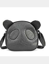 Women's Panda Shoulder Bag