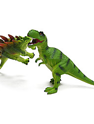 Stegosaurus Dinosaur Model Rubber Action Figures Toy