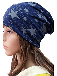 Unisex Cotton Beanie/Slouchy , Casual All Seasons