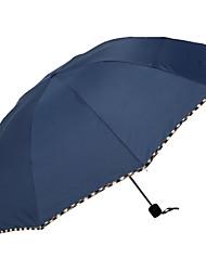 Hailuo Простой Большой складной зонтик