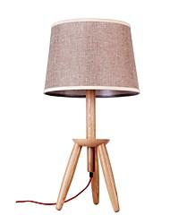 Estilo Design Característica Força L 220V Lâmpadas LED mesa de madeira quentes