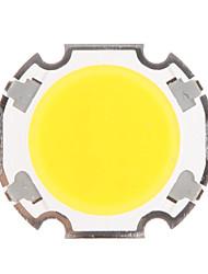 5W COB 450-500LM 3000K теплый белый свет Светодиодные Чип (15-17В, 300uA)