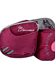 tergal montagne 3l sac violet taille multifonctionnelle en plein air